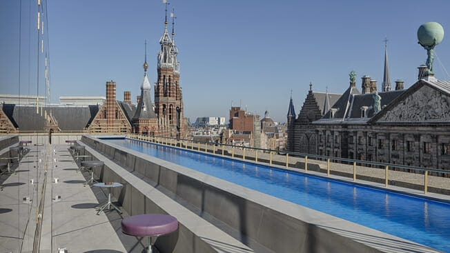 Hotel Rooms in Amsterdam  W Amsterdam  Starwood Hotels
