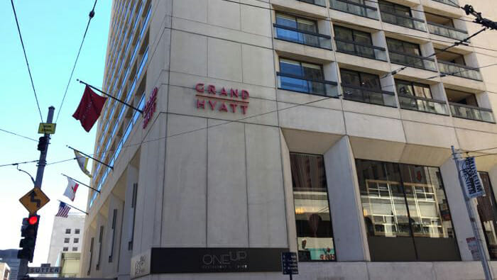 Grand Hyatt San Francisco Review