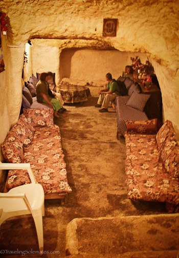 Bhalil cave home