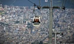 El Teleferico in Quito