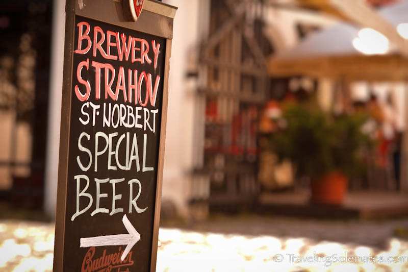 Strahov Monastery Brewery, Prague, Czech Rep