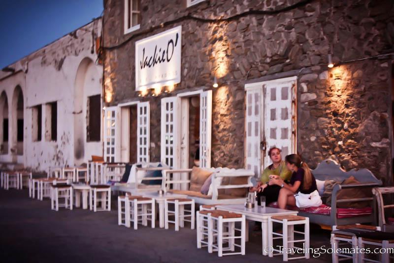 Party Lounge, Mykonos, Greece