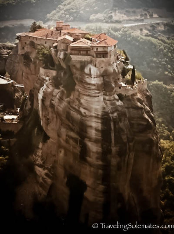 Varlaam Monastery, Meteora Greece