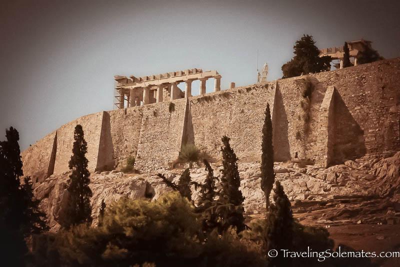Acropolis, Athens, Greee