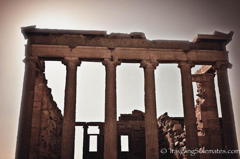 Erechtheion, Acropolis, Athens, Greece