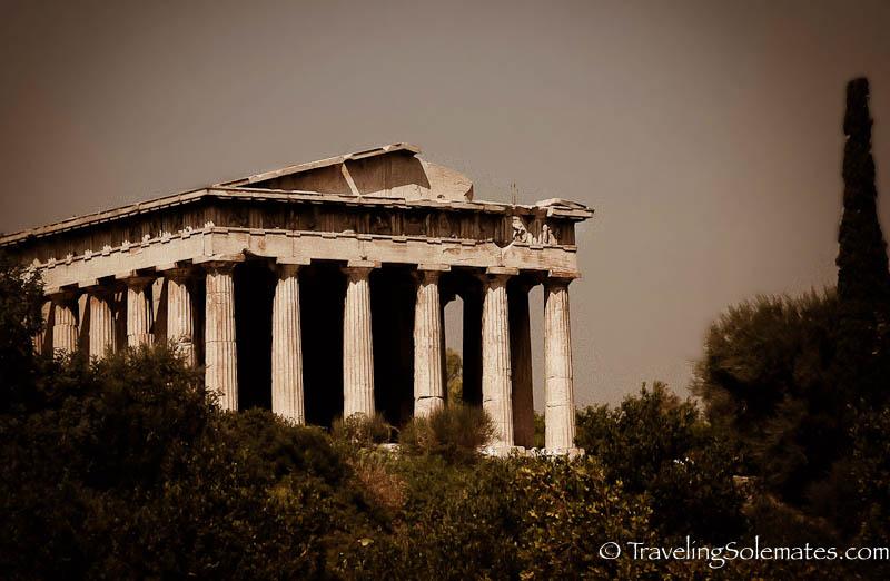 Temple of Hephaestus, Ancient Agora, Greece