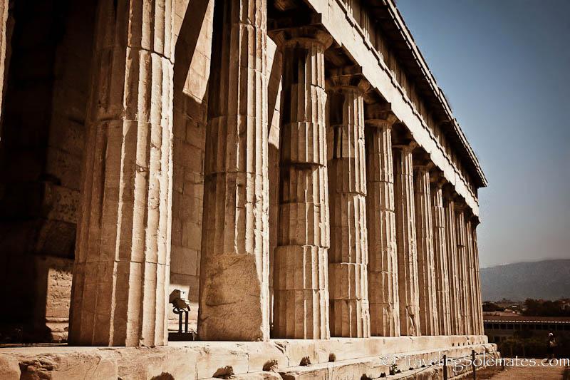Ancient Agora, Anthens, Greece