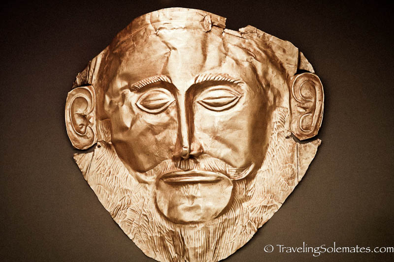 Mark of Agamemnon, National Archeological Museum, Athens, Greece