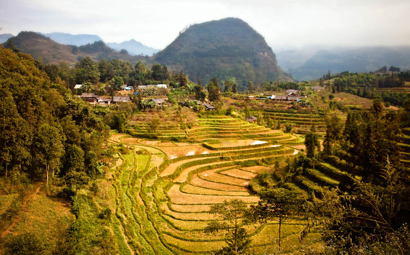01_Trekking in the Hillribe Villages around Bac Ha, Vietnam