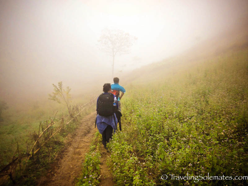 13_Trekking in the Hillribe Villages around Bac Ha, Vietnam