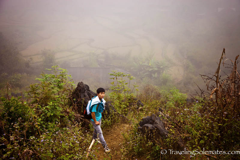 18_Trekking in the Hillribe Villages around Bac Ha, Vietnam