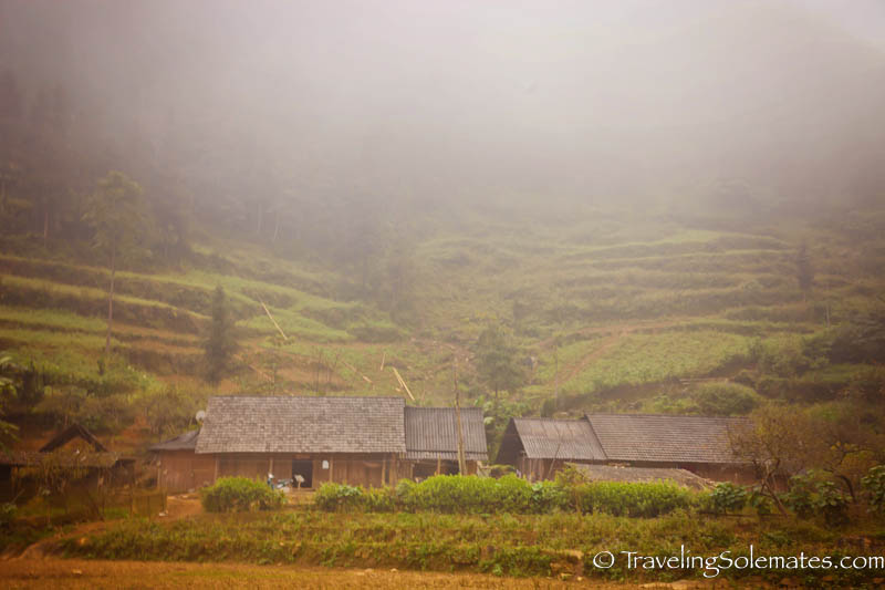 19_Trekking in the Hillribe Villages around Bac Ha, Vietnam