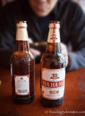 Vietnamese Beer-Trekking in the Hillribe Villages around Bac Ha, Vietnam