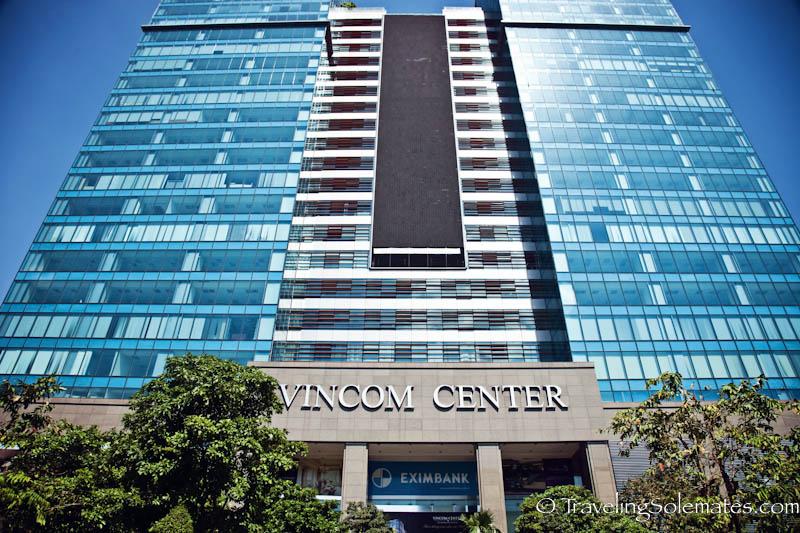 Modern Shopping Malll, Ho Chi Minh, (Saigon), Vietnam.