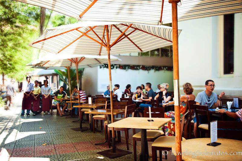 Modern Cafe-Ho Chi Minh, (Saigon), Vietnam.