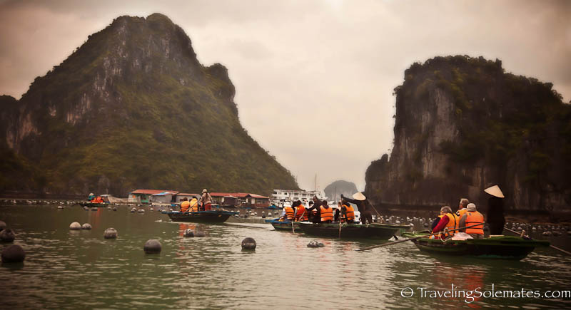 Pearl Farm, Halong Bay, Vietnam