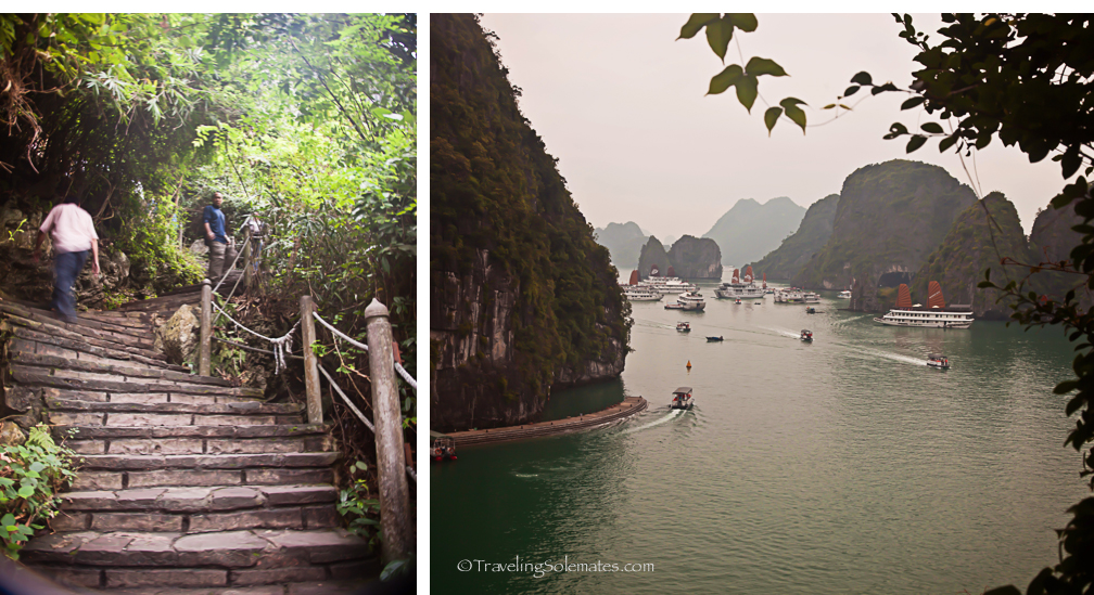Han Sung Sot (Surprise Cave), Halong Bay, Vietnam
