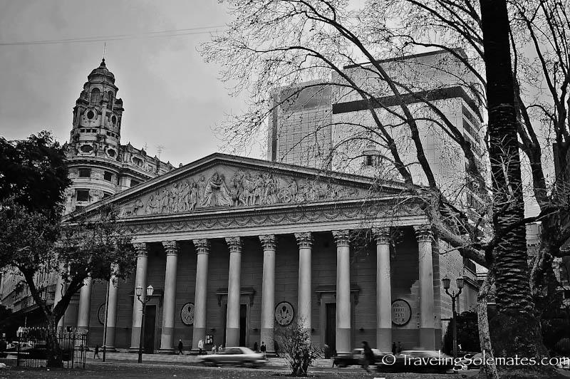 Metropolitan Cathedral, Buenos Aires, Buenos Aires