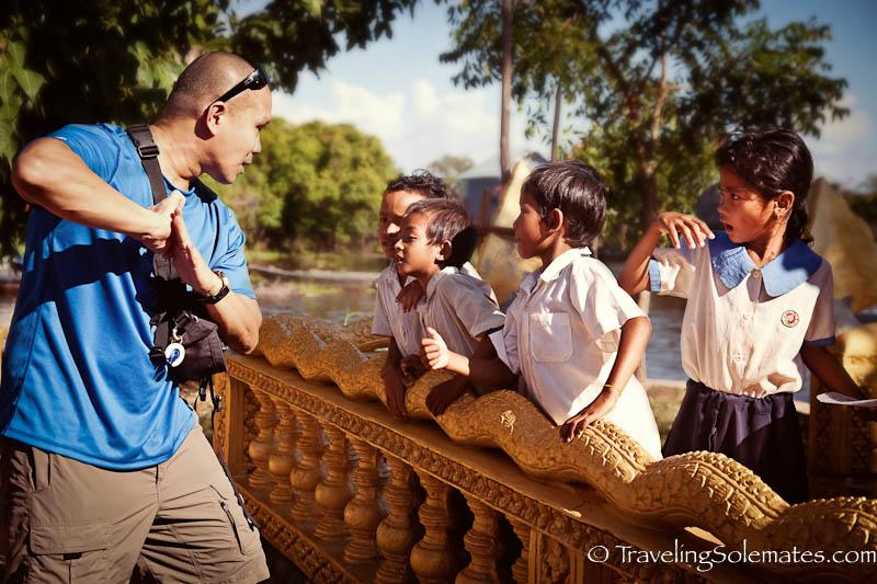 Kompong Pluk, Cambodia