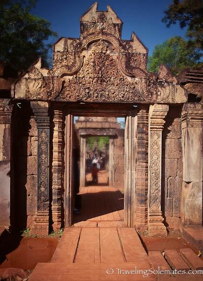 Bantay Srei, Outer Angkor, Cambodia