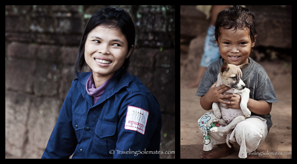 The Caretaker, Koh Ker, Cambodia