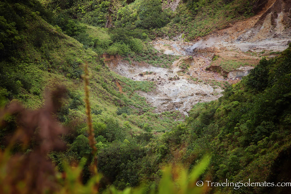 Valley of Desolation, Hike to Boiling Lake, Dominica