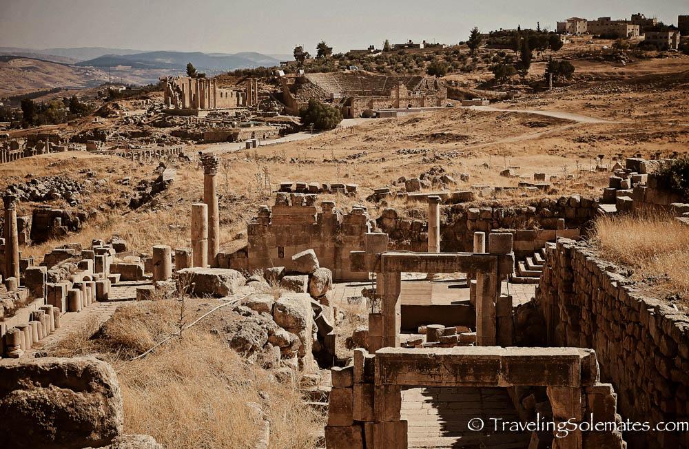 Macelleum (Marker Place), Jerash, Jordan