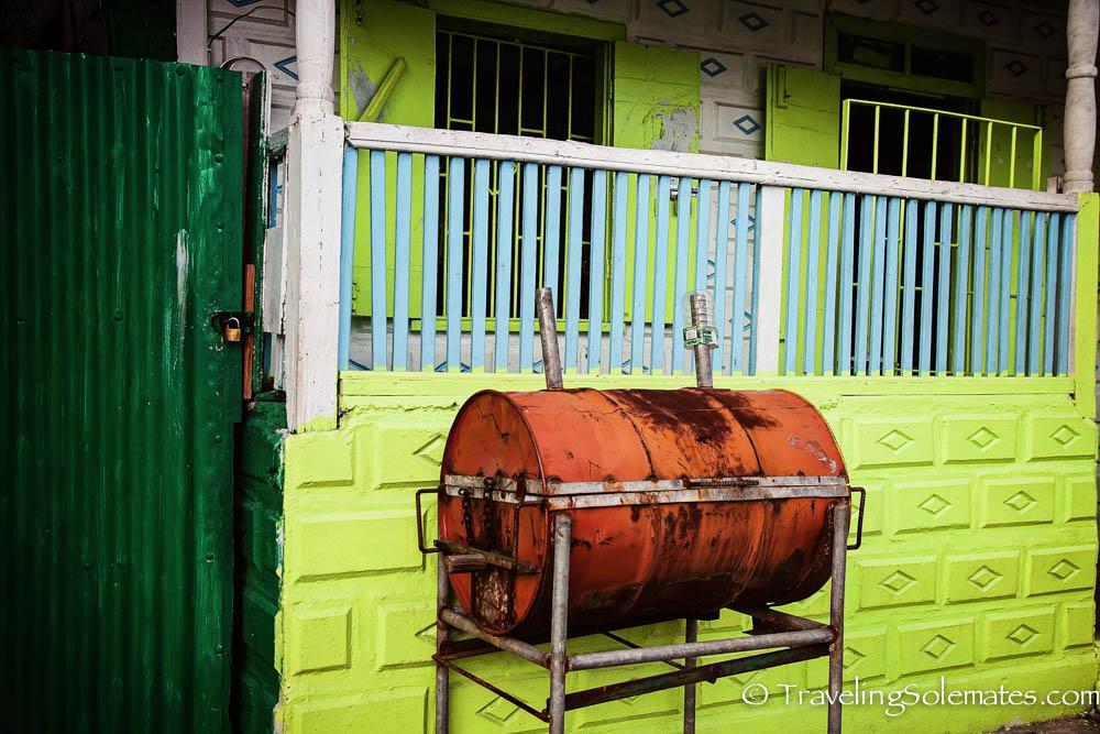 Colorful Home, Roseau, Dominica