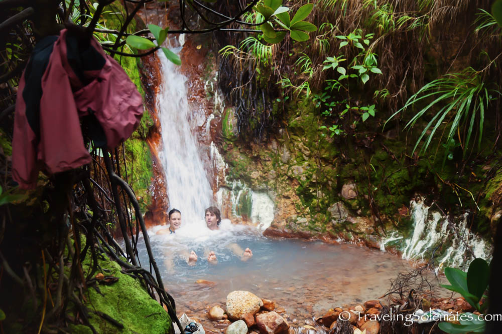 Warm Sulphur Pool, Hike to Boiling Lake, Dominica