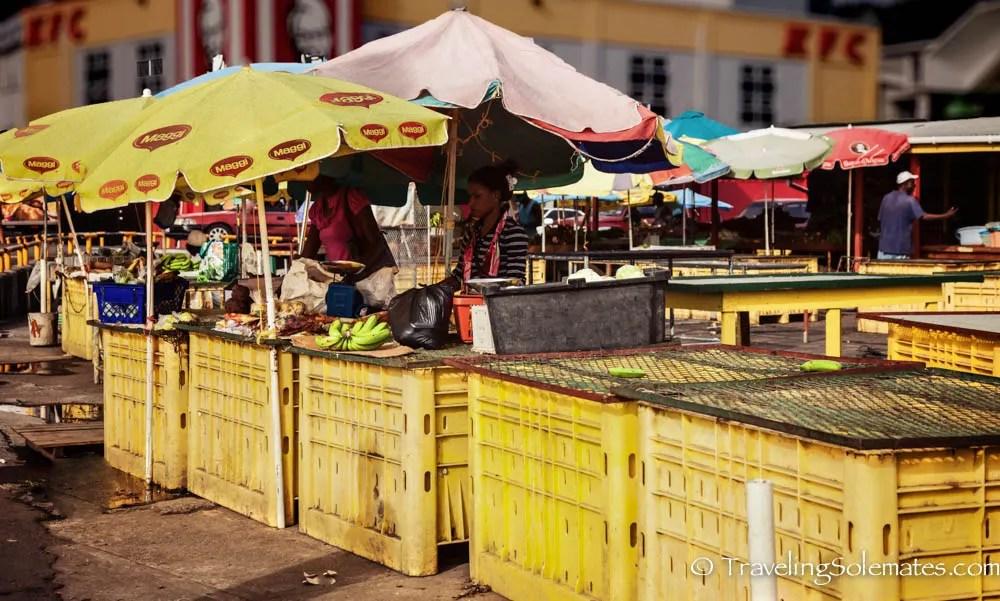 Public Market, Roseau, Dominica