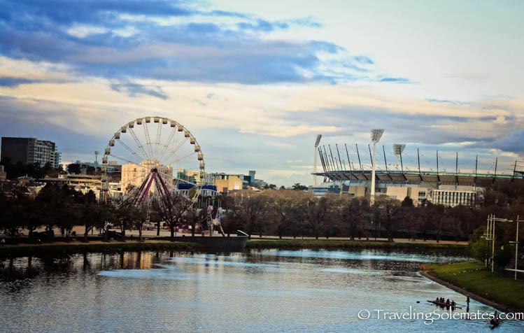 River, Melbourne, Australia