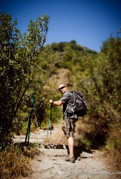 Corniglia-Vernazza Trail, Hiking in Cinque Terre, Italy