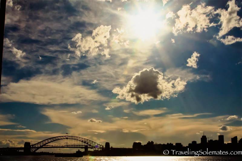 Sydney Sky, Sydney, Australia