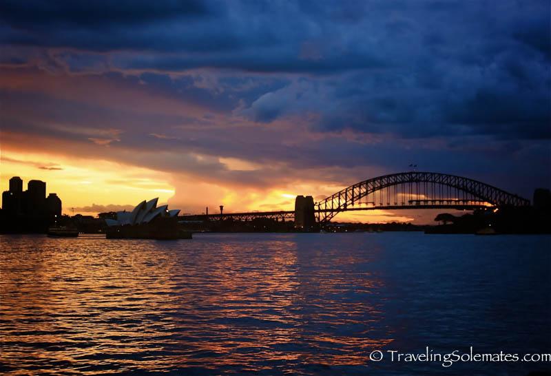 Sydney Sunset, Sydney, Australia.