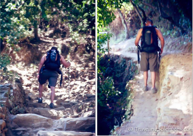 Vernazza-Monterosso Trail, Hiking in Cinque Terre, Italy