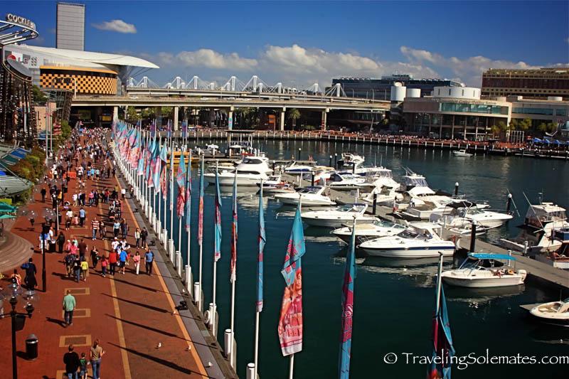 Darling Harbor Sydney, Australia