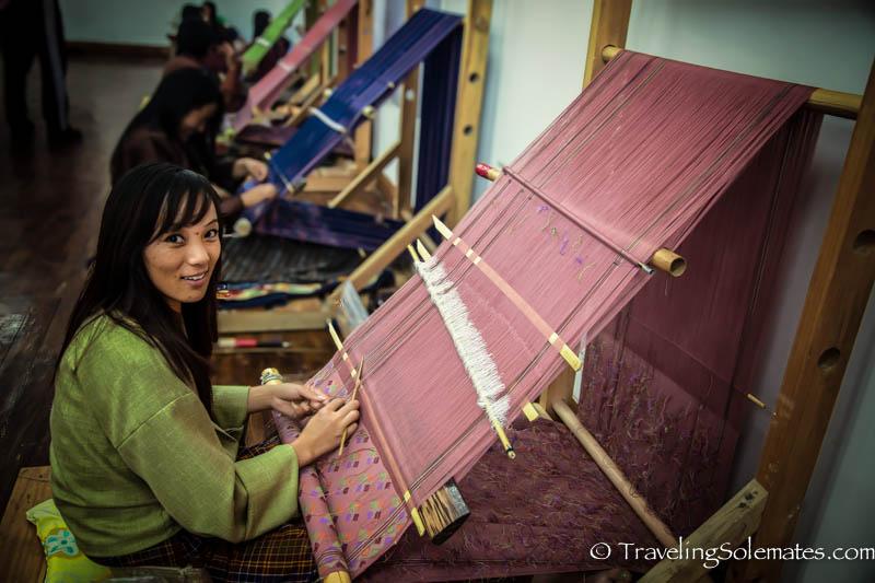 Textile Academy, Thimphu, Bhutan