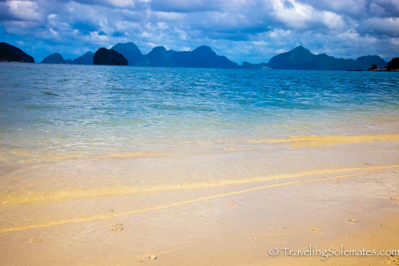 nake Island, El Nido, Palawan, Philippines