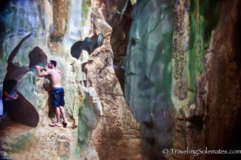 Cave in Cudugnon Island, El Nido, Palawan, Philippine