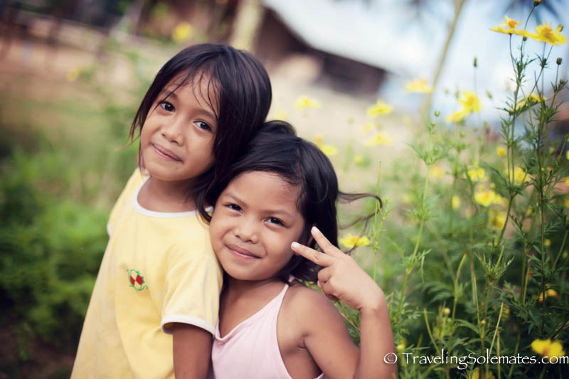 Children of El Nido, Palawan, Philippines