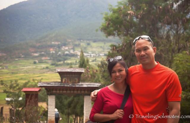 Chimi Lakhang, Monastery