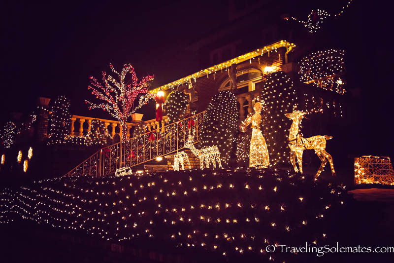 christmas lights in dyker heights brooklyn new york - Newest Christmas Lights