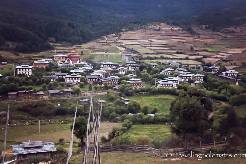 Ura Valley, Bumthang, Bhutan