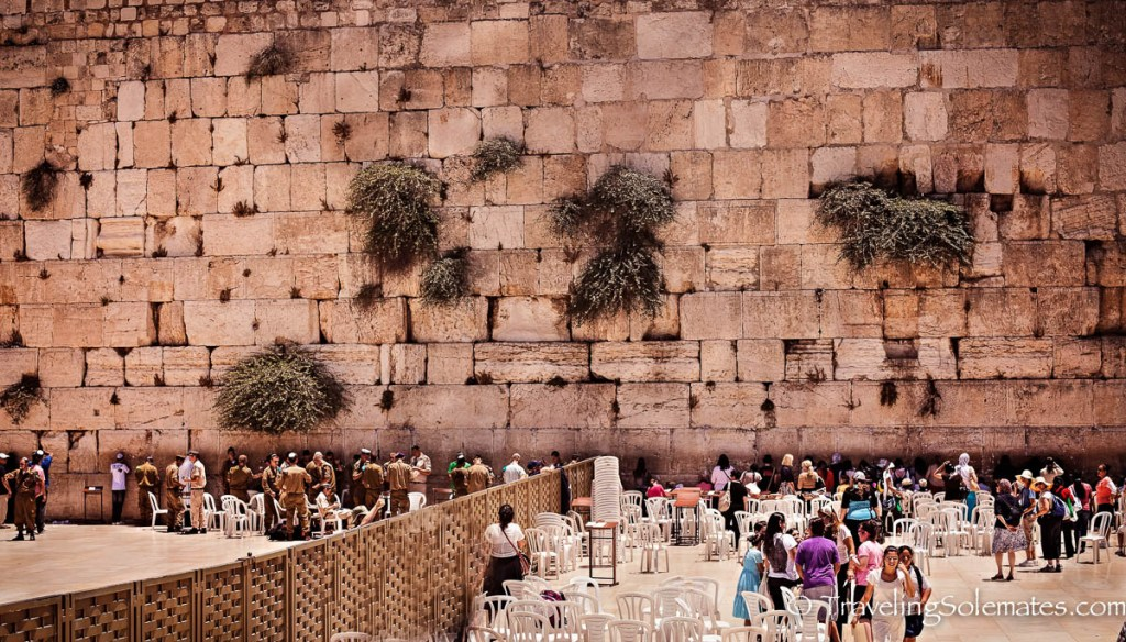 Western Wall, Old City of Jerusalem, Israe