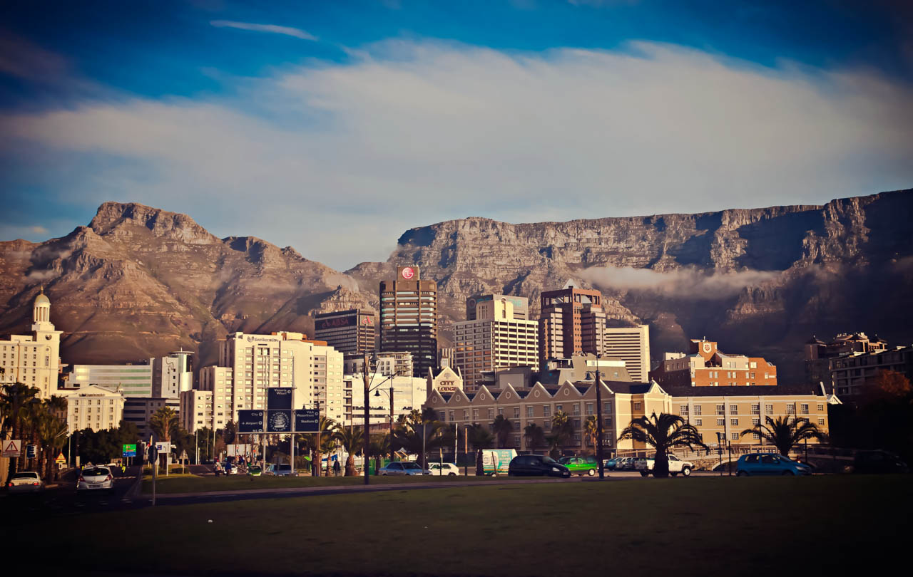 Business Disttict, Cape Town, South Africa