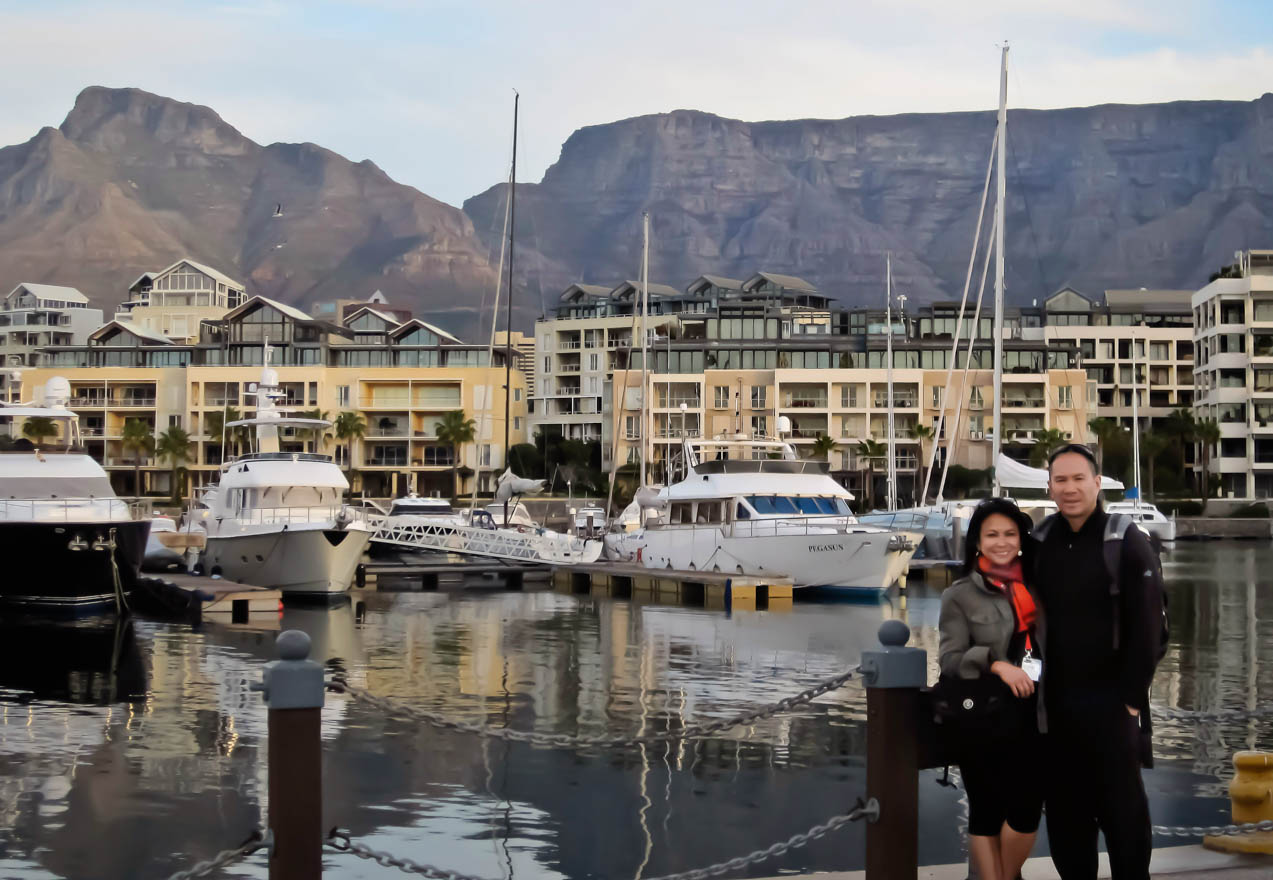 Marina, Cape Town, South Africa