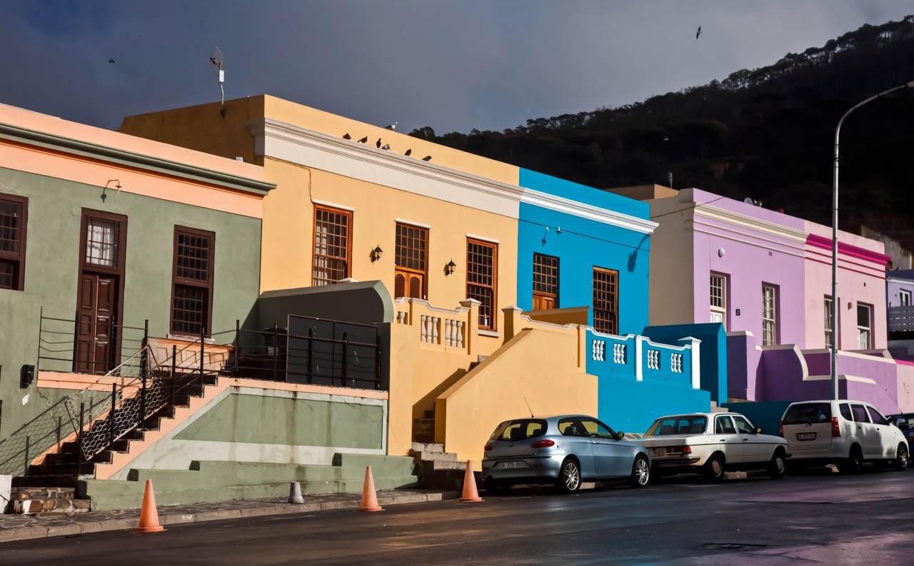 Bo Kaap (Malay Quarter), Cape Town, South Africa