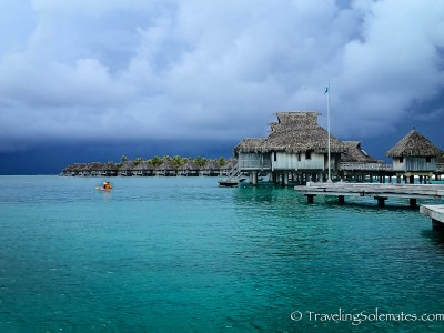 Overwater Bungalow, Hilton Bora Bora Nui Resort & Spa, Bora Bora, French Polynesia, South Pacific
