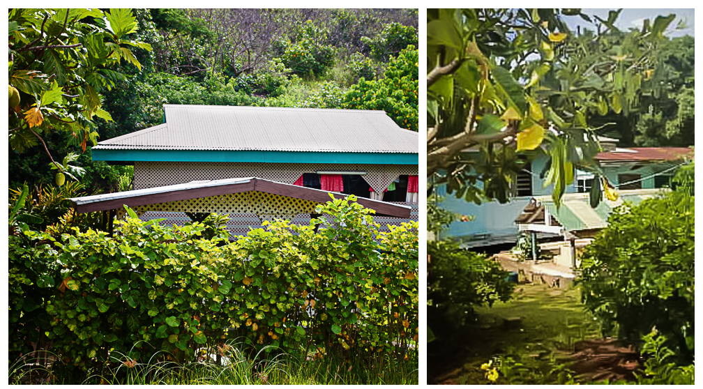 Family Cemeteries, Bora Bora