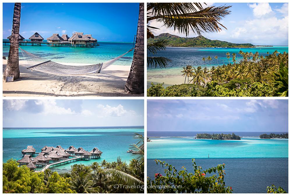 Bora Bora Sceneries